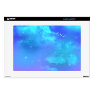 "Fantasy Night Sky 15"" Laptop Decal"