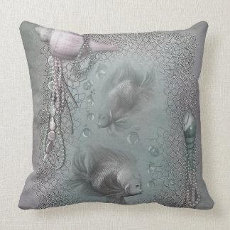Fantasy Ocean 1 Art Designer Pillow