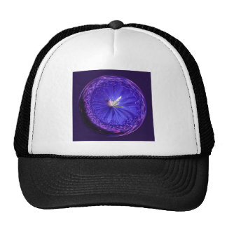 Fantasy orb in blue cap