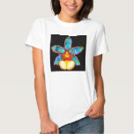 Fantasy Orchid Flower T Shirt