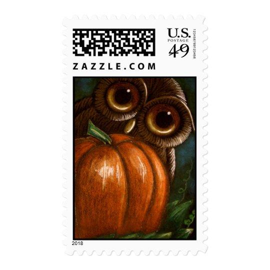 FANTASY OWL Postage