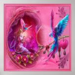 Fantasy Parrot - Poster