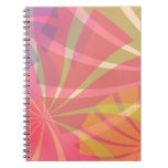 Fantasy Pattern Spiral Notebook