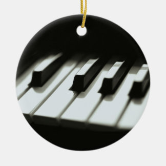 Fantasy Piano Music Ornament