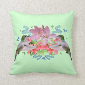 Fantasy Pillow (Light Green)