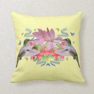 Fantasy Pillow (Light Yellow)