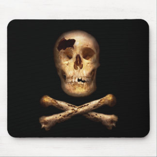 Fantasy - Pirate Flag - I'm a mighty pirate Mouse Pad