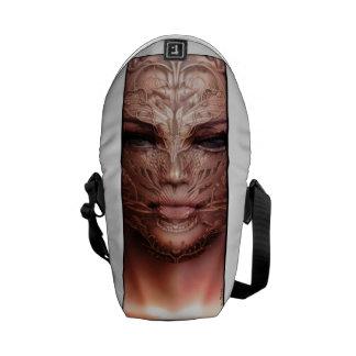 Fantasy Portrait Bag Messenger Bags
