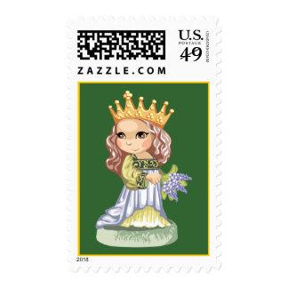 Fantasy Princess Stamps