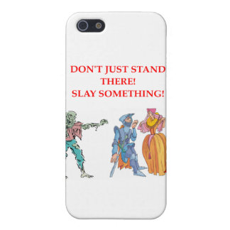 fantasy pun case for iPhone SE/5/5s