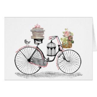 Fantasy push bike cards