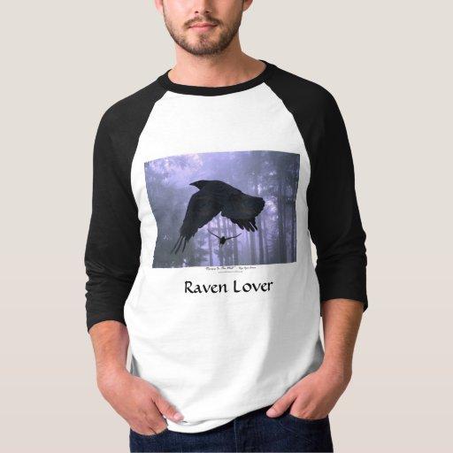 FANTASY RAVENS surreal T-Shirt