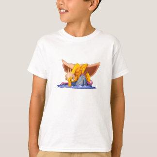 Fantasy Sad Old Dragon T-Shirt