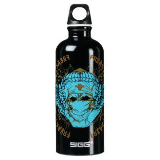 Fantasy Scull BPA FREE Aluminum Water Bottle