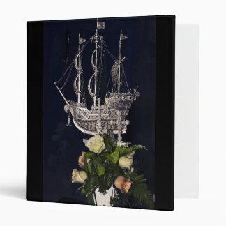 fantasy ship 3 ring binder