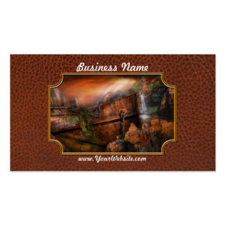 Fantasy - Ship Wrecked Business Cards