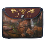 Fantasy - Ship Wrecked Sleeves For MacBooks
