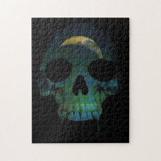 Fantasy Skull Puzzle