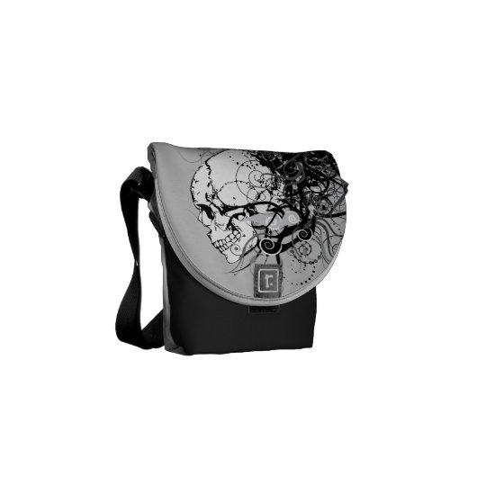 Fantasy Skulls Courier Bag
