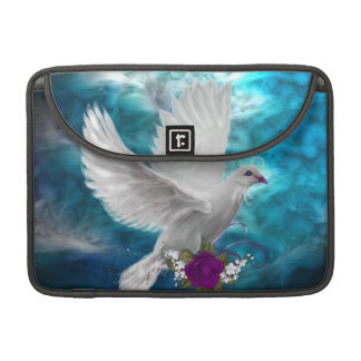 Fantasy Sky Siren MacBook Pro Sleeves