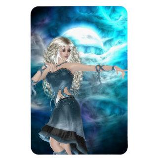 Fantasy Sky Siren Flexible Magnets