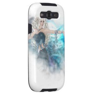 Fantasy Sky Siren Vignette Samsung Galaxy S3 Case