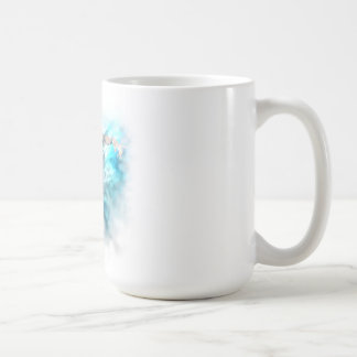 Fantasy Sky Siren Vignette Coffee Mug