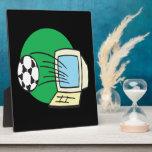 Fantasy Soccer Display Plaques