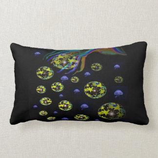 fantasy squidDD Lumbar Pillow