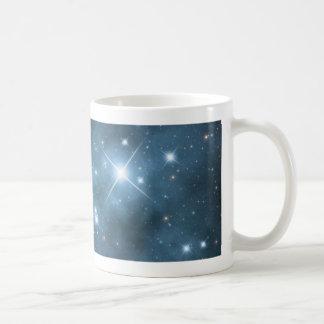 Fantasy Star Dust Basic White Mug