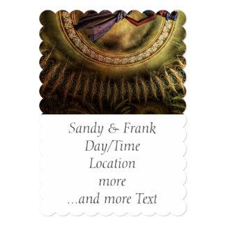 fantasy Steampunk Lady B Card