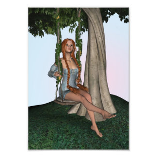 Fantasy Swing Art Photo