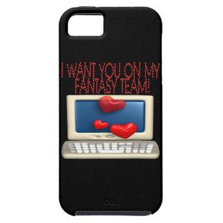 Fantasy Team iPhone 5 Cover