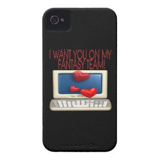 Fantasy Team iPhone 4 Case-Mate Cases
