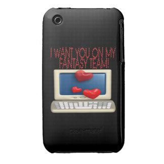 Fantasy Team iPhone 3 Case-Mate Cases
