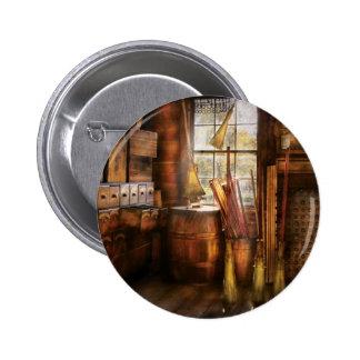 Fantasy - The Broom Maker 2 Pinback Buttons
