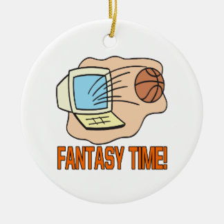 Fantasy Time Christmas Ornaments