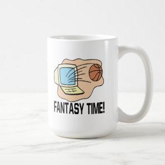 Fantasy Time Mugs