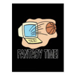 Fantasy Time Post Cards