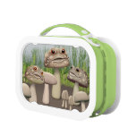 Fantasy Toadstools Lunch Box