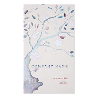 Fantasy Tree Business Card