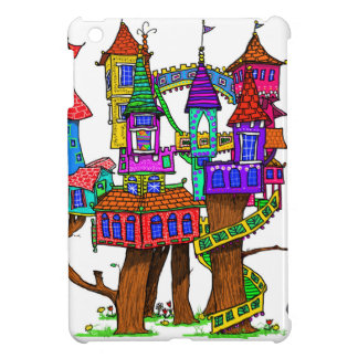 Fantasy Treehouse Cover For The iPad Mini