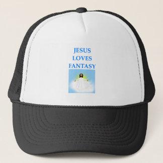 FANTASY TRUCKER HAT