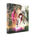 Fantasy Twlight Fairy Enchanting Canvas Print