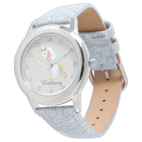 Fantasy unicorn add name watch