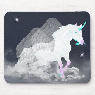 Fantasy Unicorn Angel Mouse Pad