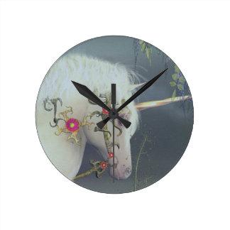 Fantasy Unicorn Clock