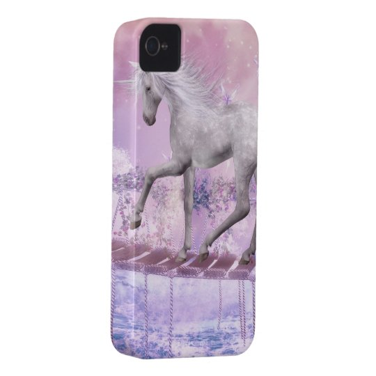 fantasy unicorn iPhone 4 cover