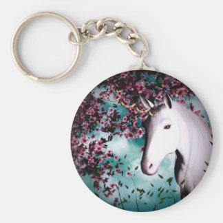 fantasy unicorn key chain
