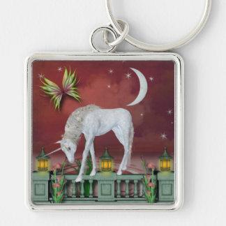 Fantasy Unicorn Keychain